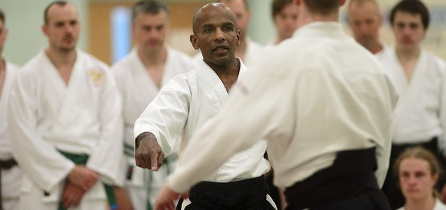 Joe Thambu Sensei